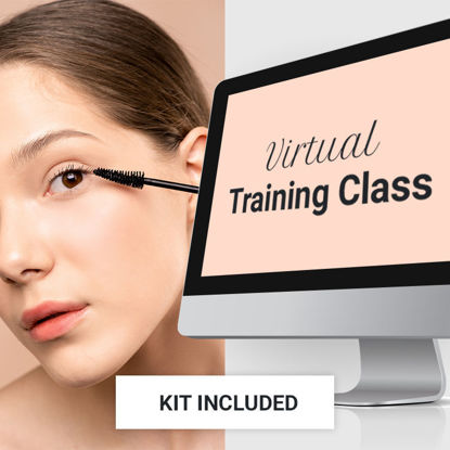 Picture of Virtual Lash Extension Training Class (KIT)
