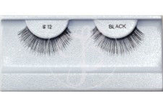Picture of Pair of Practice Eyelashes  for Extension Applicaton