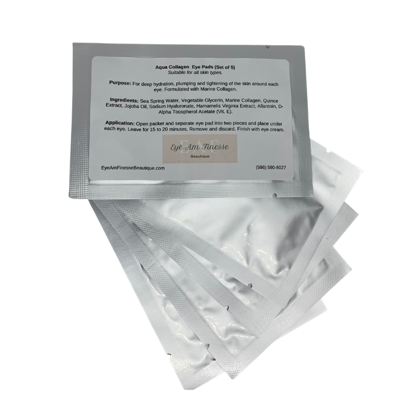Picture of Aqua Collagen Under Eye Pads (5 pk)